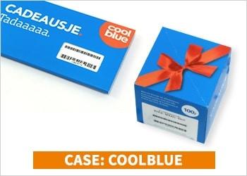 Coolblue Cadeausje | case LocoMail